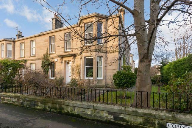 Thumbnail Semi-detached house for sale in Cobden Crescent, Newington, Edinburgh