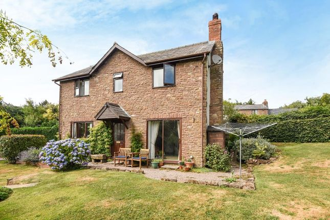 Thumbnail Cottage for sale in Little Birch, Hereford