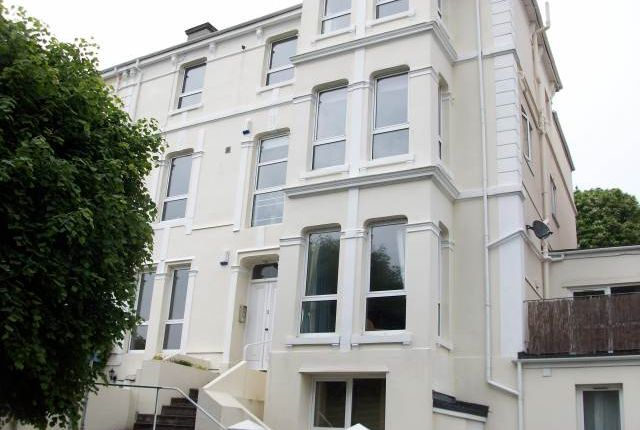 Thumbnail Flat to rent in 9, Hillsborough, Mannamead, Plymouth