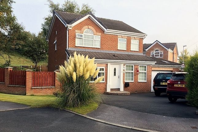 Thumbnail Detached house for sale in Holden Clough Drive, Ashton-Under-Lyne
