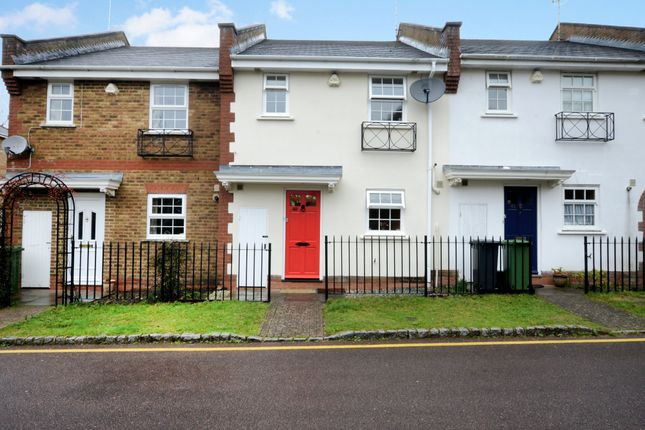 Thumbnail Terraced house to rent in Townside Place, Camberley