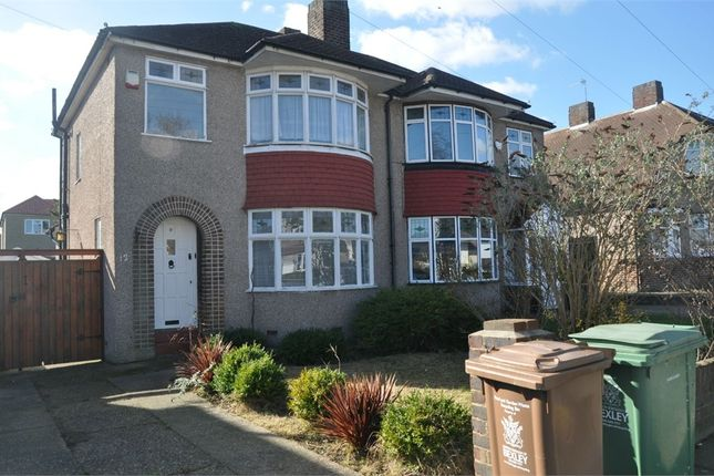 Thumbnail Semi-detached bungalow to rent in Braywood Road, London