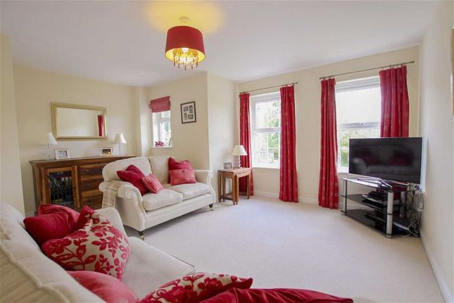 Thumbnail Town house for sale in Lower Burgh Way, Chorley, Lancashire
