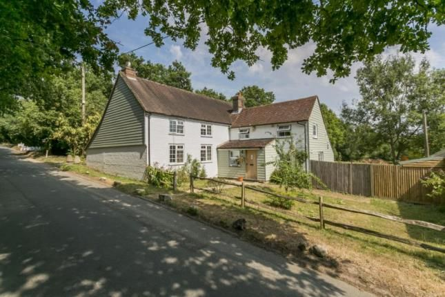 Thumbnail Equestrian property for sale in New Pond Hill, Cross In Hand, Heathfield, East Sussex