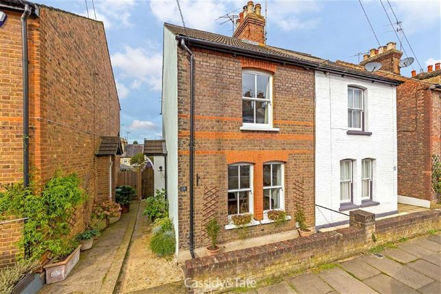 2 bed semi-detached house for sale in Cannon Street, St Albans, Hertfordshire