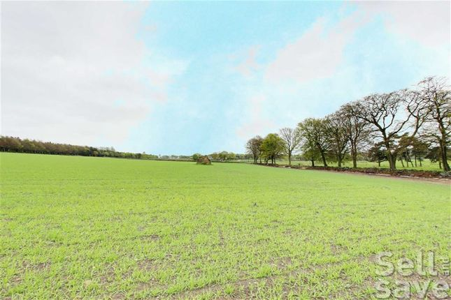 Thumbnail Land for sale in Building Plot, Sydnope Hill, Matlock, Derbyshire