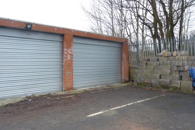 Parking/garage to let in Welch Hill Street, Leigh
