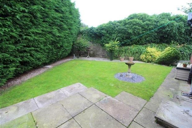 Rear Garden of Edward Street, Preston PR5