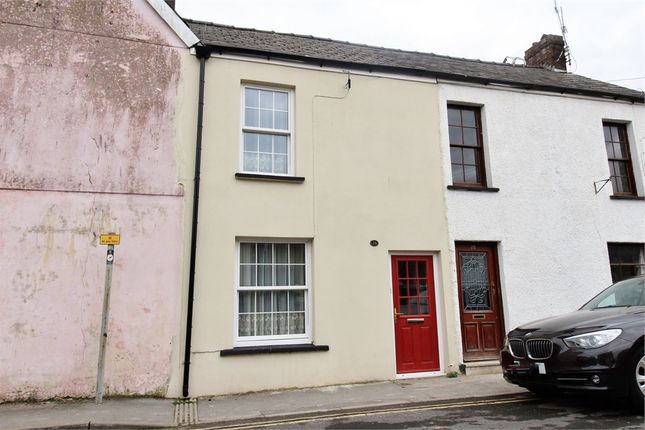 Thumbnail Cottage for sale in Backhall Street, Caerleon, Newport