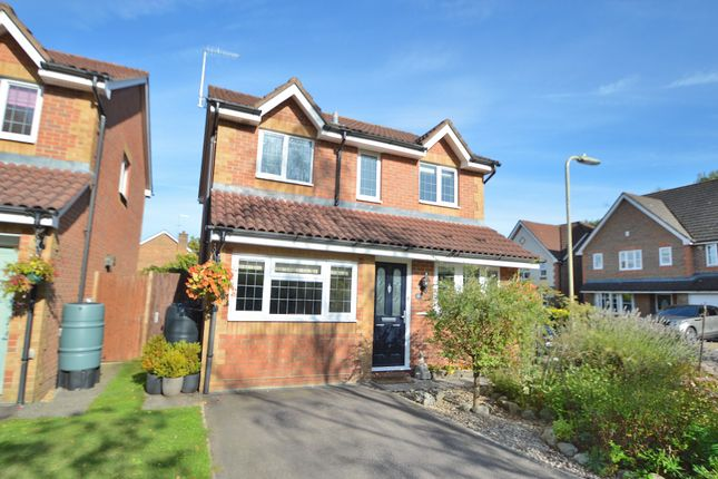 Thumbnail Detached house for sale in Blenheim Close, Chandler's Ford, Eastleigh