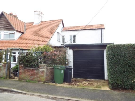 Thumbnail Semi-detached house for sale in Hunstanton, Kings Lynn, Norfolk