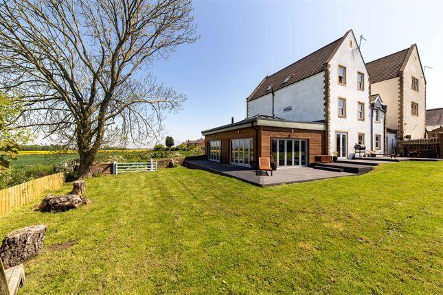 Thumbnail Detached house for sale in Nedderton Village, Bedlington