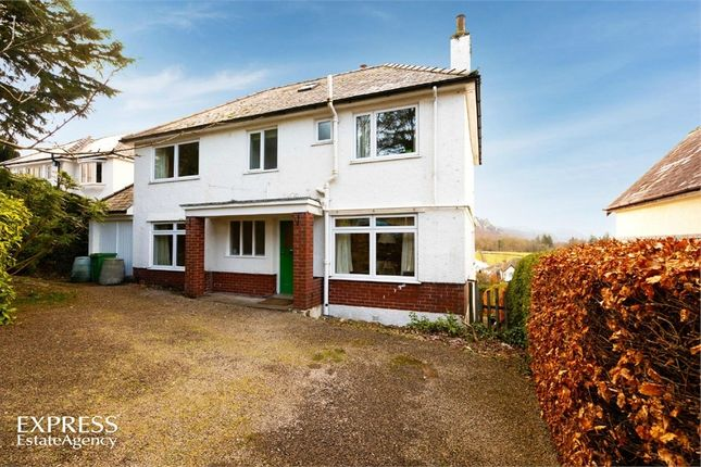 Thumbnail Detached house for sale in Manor Brow, Keswick, Cumbria