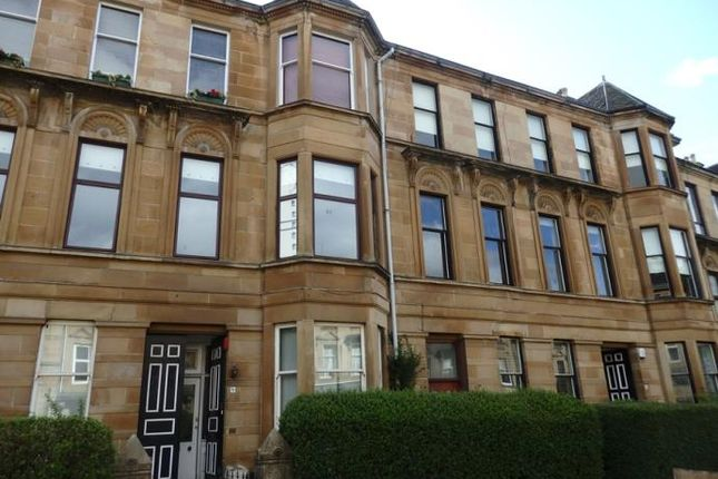 Thumbnail Flat to rent in Broomhill Avenue, Glasgow