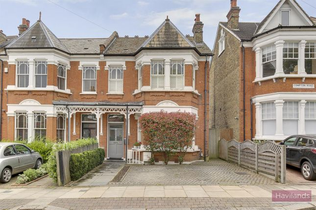 Thumbnail Semi-detached house for sale in Compton Road, London
