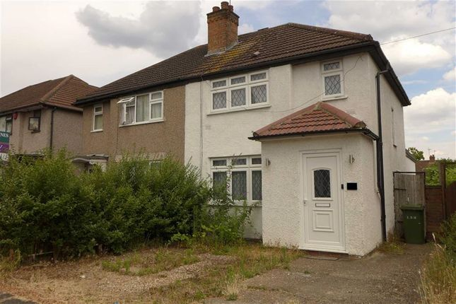 Thumbnail Semi-detached house to rent in Hampden Road, Harrow, Middlesex