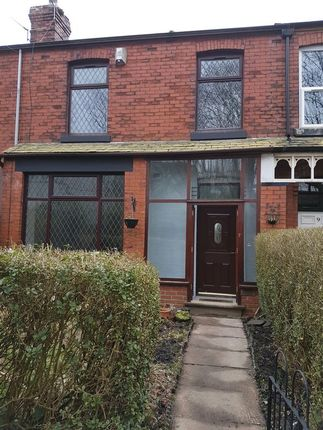Thumbnail Terraced house to rent in Mayfield Avenue, Bolton