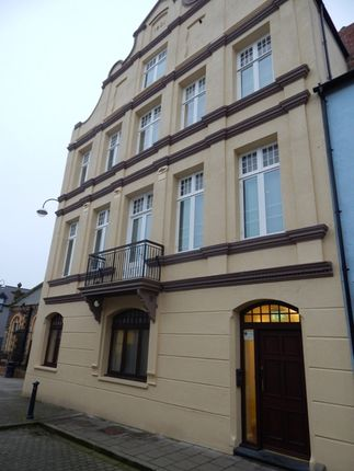 Thumbnail Shared accommodation to rent in St James Square, Aberystwyth
