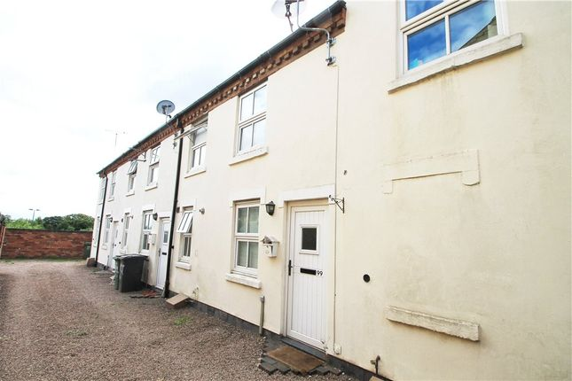 Thumbnail Terraced house for sale in Evesham Road, Redditch