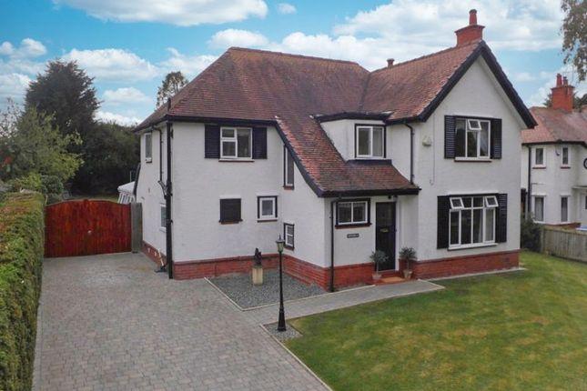 Thumbnail Detached house for sale in Broughton Lane, Wistaston, Cheshire