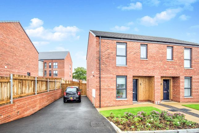 2 bedroom semi-detached house for sale in Captains Walk, Llanrumney, Cardiff