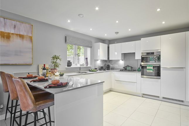Thumbnail Detached house for sale in Chertsey, Surrey