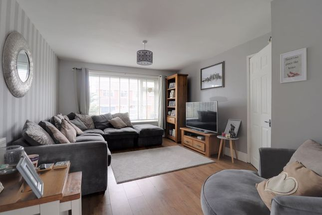 Lounge of Ferncombe Drive, Rugeley WS15