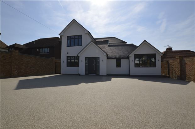Thumbnail Detached house for sale in Harley Shute Road, St Leonards On Sea