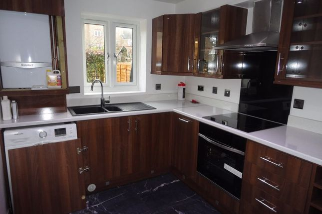 Thumbnail Terraced house to rent in Telegraph Place, London