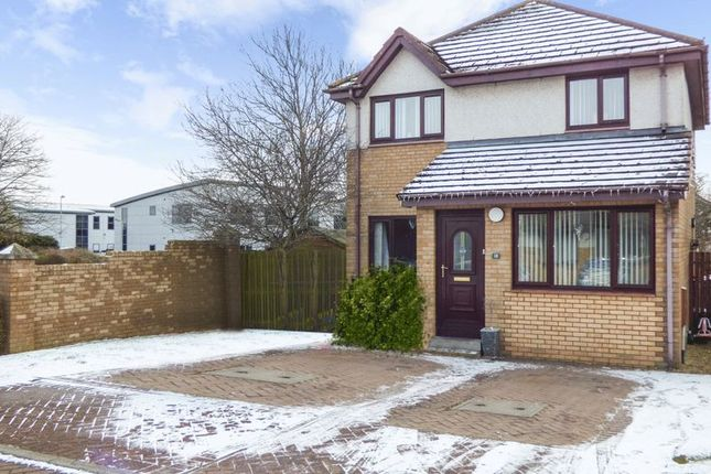 Thumbnail Detached house for sale in Moor Park Place, Prestwick