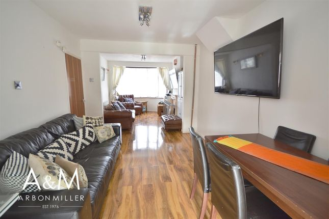 Through Lounge of Dovedale Avenue, Clayhall, Ilford IG5