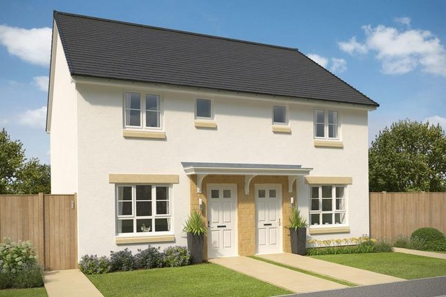 """Thumbnail Semi-detached house for sale in """"Fasque 1"""" at Victoria Street, Monifieth, Dundee"""