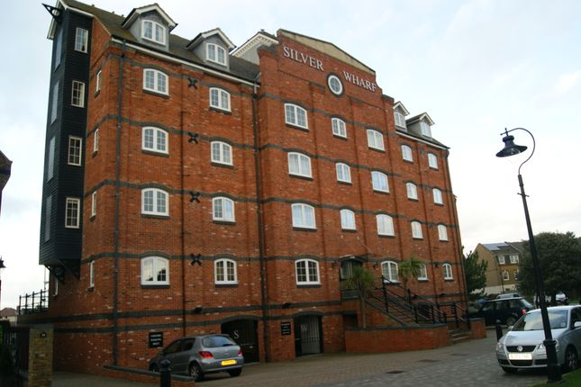 Thumbnail Flat to rent in Silver Wharf, Eastbourne