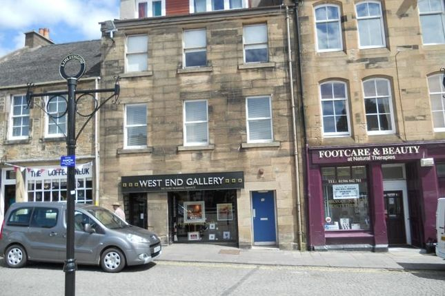 Thumbnail Flat to rent in The Cross, High Street, Linlithgow