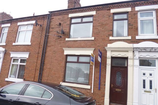 Thumbnail Terraced house to rent in Beech Road, Bishop Auckland