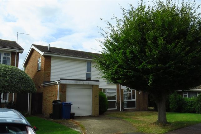 Thumbnail Detached house for sale in Pond Drive, Sittingbourne, Kent