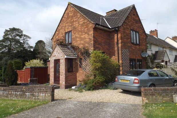 Thumbnail Property to rent in Coronation Road, Wells