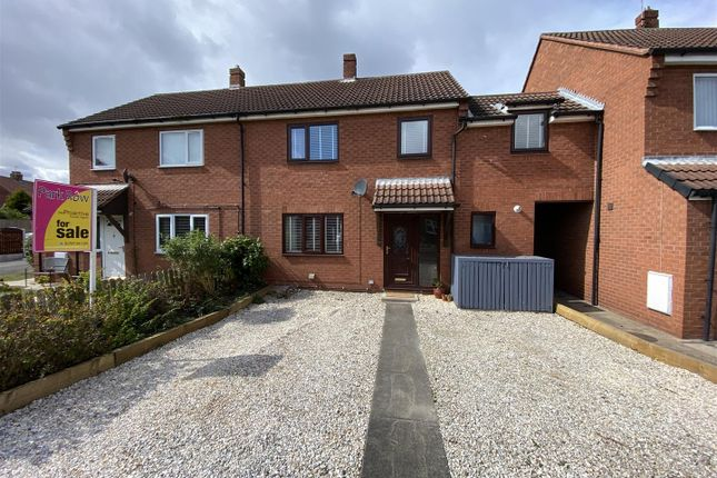3 bed semi-detached house for sale in Lowfield Road, Barlby, Selby YO8