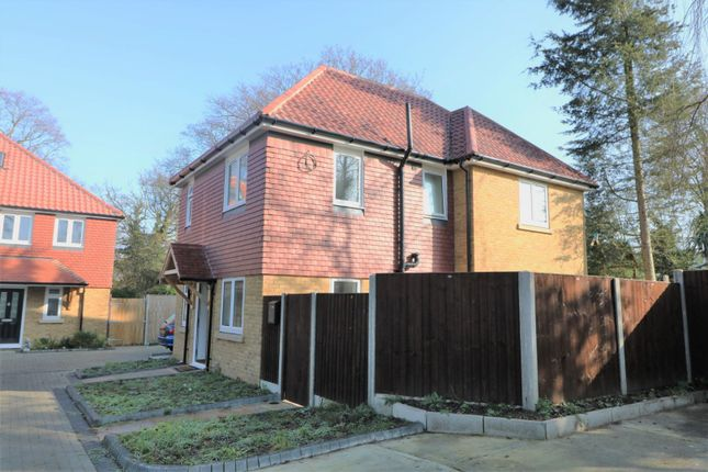 Thumbnail Detached house for sale in View Road, Cliffe Woods Rochester