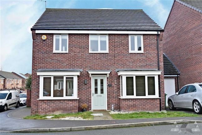 Detached house in  Hetton Drive  Clay Cross  Chesterfield  Derbyshire  Sheffield