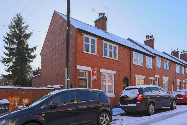 3 bed terraced house to rent in Vernon Street, Leicester LE3