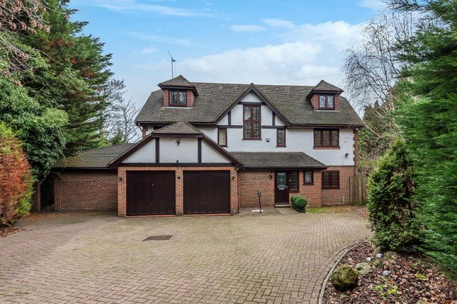 Thumbnail Detached house for sale in Old Perry Street, Chislehurst, Kent
