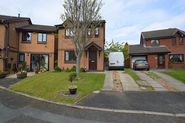 Thumbnail Detached house to rent in Mallard Drive, Horwich, Bolton