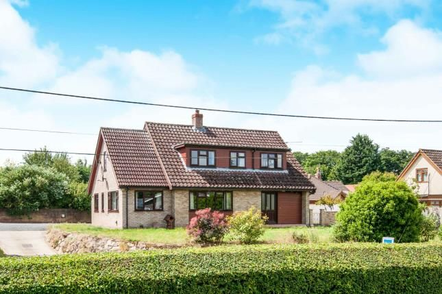 Thumbnail Bungalow for sale in Botesdale, Diss, Suffolk