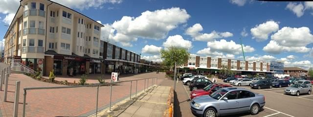 Thumbnail Commercial property for sale in Jansel Square (Investment) Bedgrove, Aylesbury, Buckinghamshire