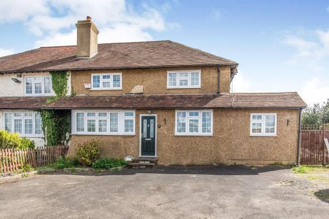 Thumbnail Semi-detached house for sale in Whitehill Road, Southfleet, Gravesend, Kent