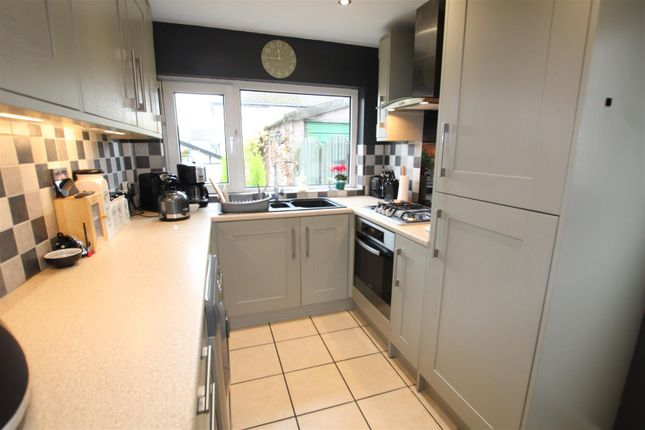 Kitchen of Woodside Drive, Cottingley, Bingley BD16