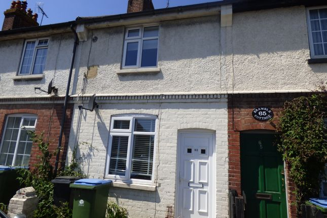 Thumbnail Terraced house to rent in Horsham Road, Littlehampton, West Sussex