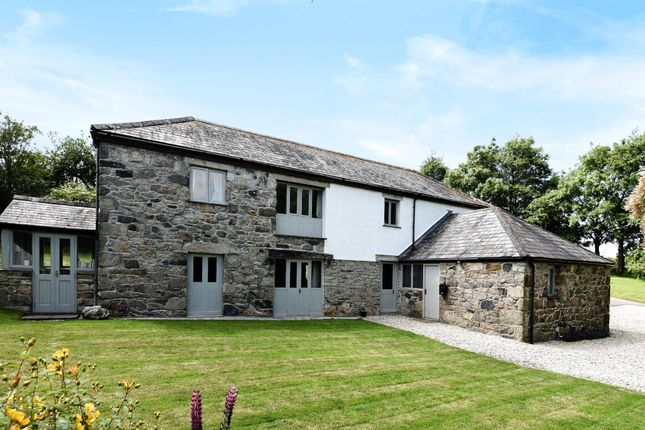 Thumbnail Property for sale in Bodanna, Summercourt, Newquay, Cornwall