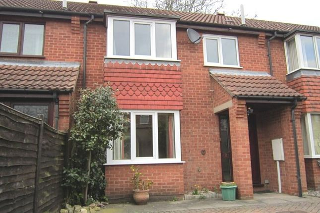3 bed terraced house to rent in Cecil Mews, Uphill, Lincoln LN1